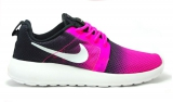 Nike Roshe Run Pink/Black Woman
