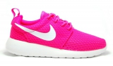 Nike Roshe One Br Pink White Woman