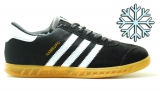 Adidas Hamburg Black White Men Winter
