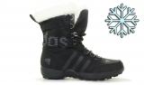 Зимние ботинки Adidas Black Winter Woman