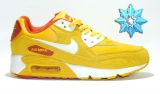 Nike Air Max 90 Yellow Woman Winter