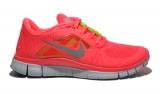 Nike Free Run 5.0 Coral Woman
