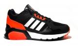 Adidas NeoRun9tis Black/Orange Men Originals