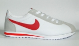 Nike Cortez Leather White/Red Men