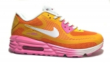 Nike Air Max 90 Lunar Orange/Pink Woman