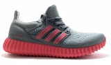 Adidas Ultra Boost Grey Pink Woman