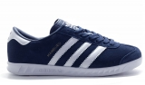 Adidas Hamburg White Blue Men