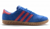 Adidas Hamburg Light Blue Orange Men
