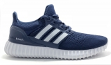 Adidas Ultra Boost Dark Blue White Men