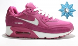 Nike Air Max 90 Pink/White Woman Winter
