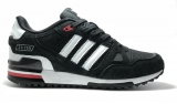 Adidas ZX 750 Black White Mesh Men