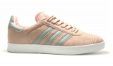 Adidas Gazelle Suede Pink Grey Woman