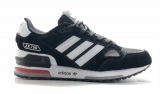 Adidas ZX 750 Black White Woman