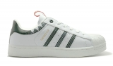 Adidas Superstar II White/Black checker Woman