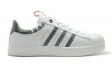 Adidas Superstar II White/Black checker Woman