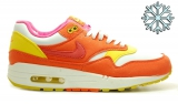 Nike Air Max 87 Orange/Yellow Woman Winter