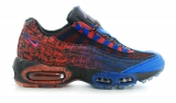 Nike Air Max 95 Red/Blue/Black Woman