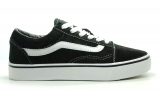 Кеды Vans Black/White Women