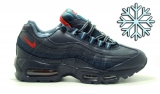 Nike Air Max 95 Dark Blue Winter Men