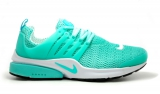 Nike Air Presto Turquoise/White Woman