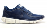 Nike Free Run 5.0 Dark Blue/White Men