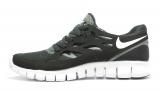 Nike Free Run 2.0 Black/White Men