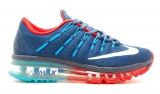 Nike Air Max 2016 Blue/Red/White Women