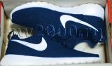 Nike Roshe Run Blue/White Men