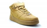 Nike Air Force 1 Mid Sandy Brown Woman