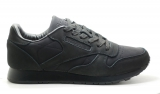 Reebok Classiс Full Black Nubuk Men