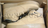 Nike Air Force 1 Mid Sandy Brown Men Winter