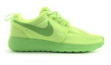 Nike Roshe Run Lime Woman