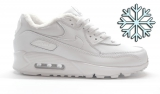 Nike Air Max 90 White Sheep Men Winter