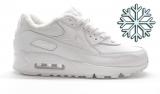 Nike Air Max 90 White Sheep Men Winter