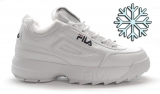 Fila Disruptor 2 White Woman Winter