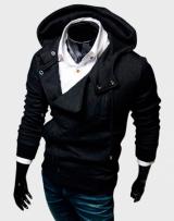 Толстовка Combined Hoodie Black