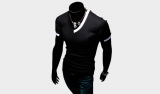 Футболка Contrast Shirt Black Man